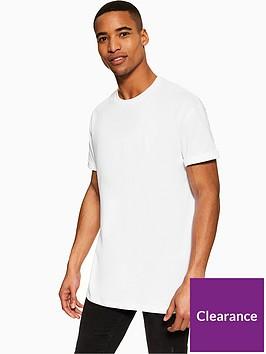 topman-topman-oversized-t-shirt-white