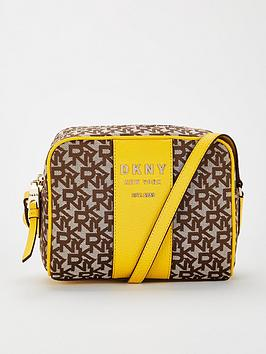 DKNY Dkny Noho Camera Bag - Sun Yellow Picture