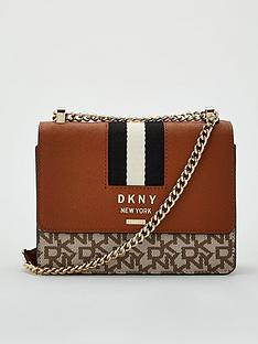 dkny-liza-small-shoulder-flap-caramel