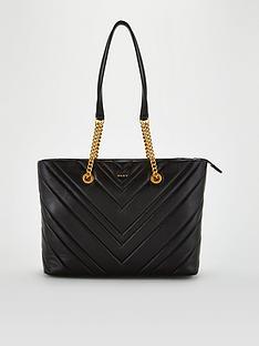 dkny-vivian-medium-tote-black