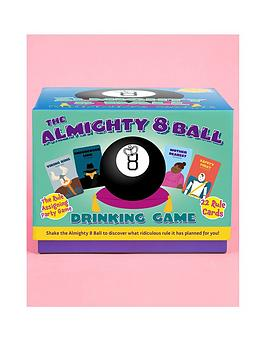 Very Almighty 8 Ball Drinking Game Picture