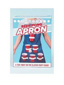 Very Beer Pong Apron Picture
