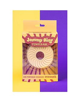 Very Jammy Ring Power Bank Picture