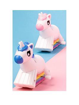 Very Windup Racing Unicorns Picture