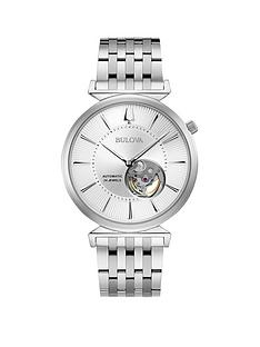 bulova-bulova-regatta-silver-skeleton-eye-automatic-dial-stainless-steel-bracelet-mens-watch