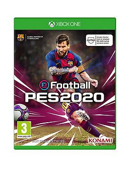 Xbox One Xbox One Efootball Pes 2020 Picture