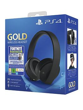 playstation-4-gold-wireless-headset-fortnite-neo-versa-bundle