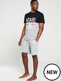 v-by-very-atari-pyjama-set-greyblack
