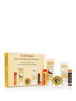 Burt's Bees Burts Bees Natural Lips To Tips Gift Set