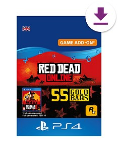 sony-red-dead-online-55-gold-bars