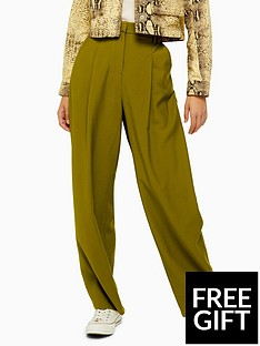 topshop-topshop-palazzo-slouch-trousers-olive