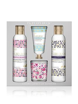 baylis-harding-fuzzy-duck-cotswold-floral-candle-set