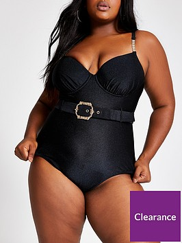 ri-plus-belted-swimsuit-black