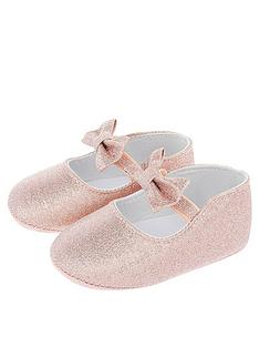 monsoon-baby-everly-bootie-rose-gold
