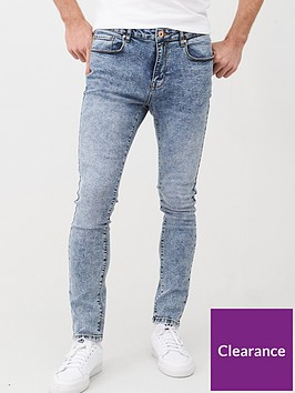 very-man-skinny-acid-wash-jeans-light-blue