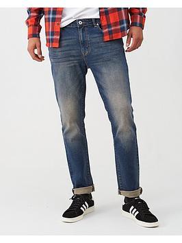 V by Very V By Very Slim Jeans - Dark Blue Picture