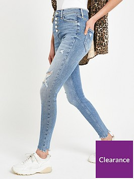 river-island-river-island-hailey-high-rise-ripped-jeans--mid-blue