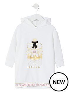 river-island-mini-mini-girls-printed-sweatshirt-dress-white