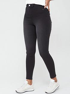 v-by-very-addison-super-high-waisted-super-skinny-washed-black