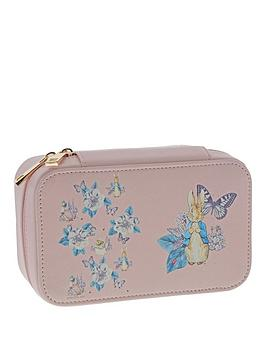 Very Peter Rabbit Garden Party Jewellery Box (Pink) Picture
