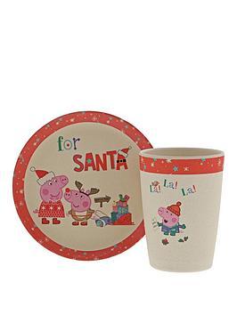 peppa-pig-bamboo-christmas-eve-set