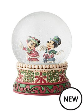 disney-traditions-splendid-skaters-victorian-mickey-minnie-mouse-waterball