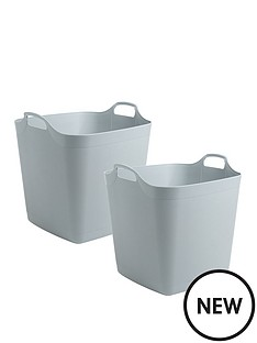 wham-set-of-2-flexi-storage-tubs-40-litres