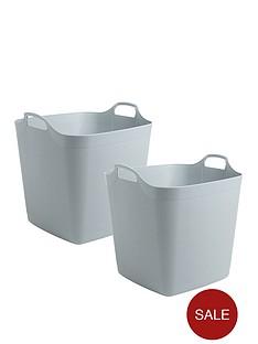 wham-set-of-2-flexi-storage-tubs-40-litres