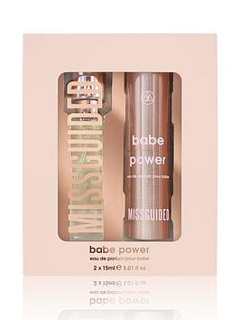 Missguided Missguided Missguided Babe Power 15Ml Eau De Parfum + Atomizer  ... Picture
