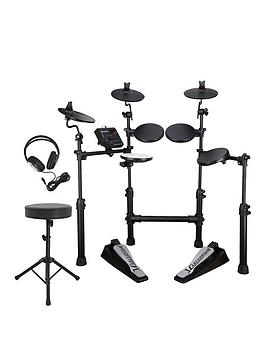 carlsbro-carlsbro-csd100-starter-electronic-drum-kit-with-6-months-free-online-lessons