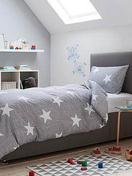 silentnight-healthy-growth-stars-duvet-cover-set-grey