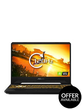 asus-fx505dv-al014t-amd-ryzen-7-16gb-ram-512gb-ssd-rtx-2060-6gb-graphics-156-inch-full-hd-gaming-laptop-black