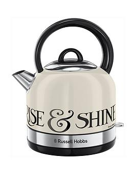 Russell Hobbs Russell Hobbs Emma Bridgewater Toast And Marmalade Kettle Picture