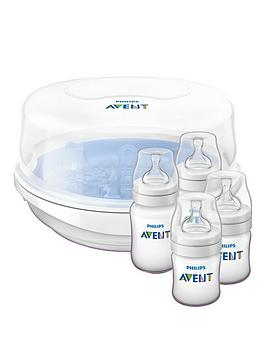 avent-philips-avent-microwave-steam-sterilizer-set