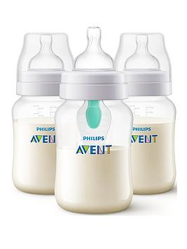 avent-philips-avent-anti-colic-260ml-bottles-with-air-free-vent