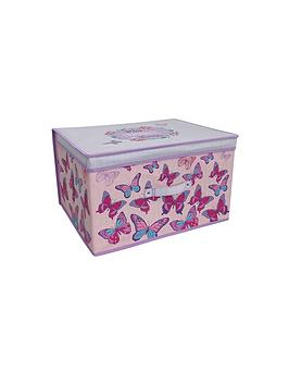 Product photograph showing Butterfly Jumbo Storage Chest