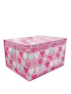 printed-hearts-jumbo-storage-box