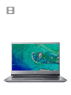 acer-swift-3-intel-core-i5-8gb-ram-256gb-ssd-14-inch-full-hd-laptop-silver-with-optional-microsoft-office-365-home-and-mcafee-total-protection-5-1-year
