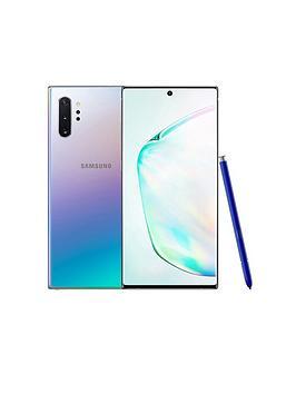 Samsung Samsung Samsung Galaxy Note 10+ 5G, 256Gb - Aura Glow Picture