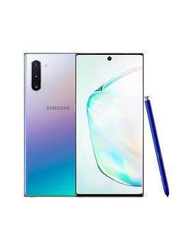 Samsung Samsung Samsung Galaxy Note 10 4G 256Gb - Aura Glow Picture