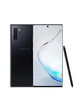 Samsung Samsung Samsung Galaxy Note 10+ 4G 256Gb - Aura Black Picture