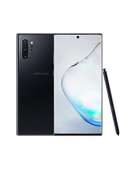 Samsung Samsung Samsung Galaxy Note 10+ 5G, 256Gb - Aura Black Picture