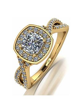 moissanite-moissanite-9ct-gold-lady-lynsey-135ct-eq-cushion-centre-halo-ring-with-twisted-shoulders