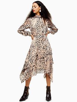 topshop-petite-pussybow-dress-ivory
