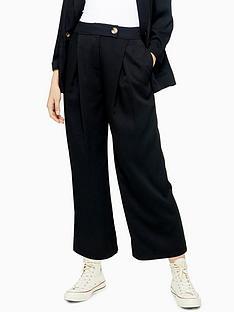 topshop-topshop-crop-wide-leg-trousers-black