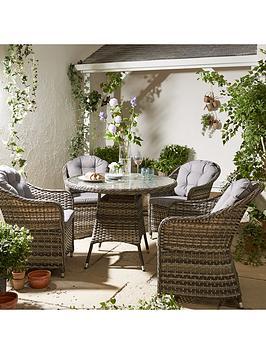 florida-4-seater-dining-set