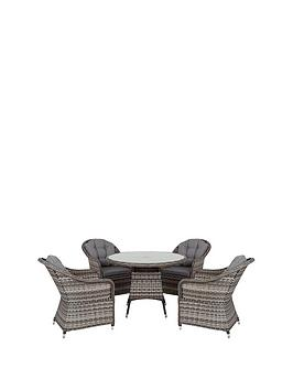 Very  Florida 4 Seater Dining Set