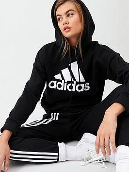 Adidas Adidas Bos Long Hoodie - Black Picture