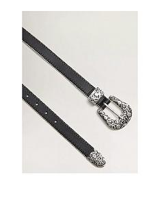 mango-western-buckle-belt