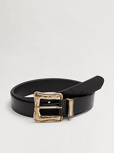 mango-gold-buckle-belt